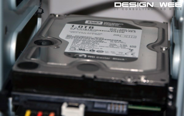 Western Digital Black Hard Drive