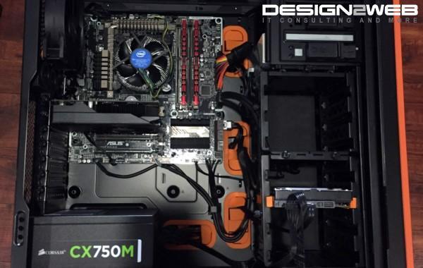 Gaming PC With Intel Core i7 CPU, 16 GB RAM, WD 1TB Black