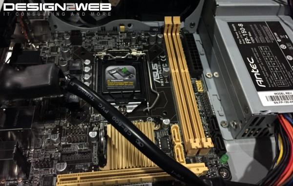 Mini ITX (MITX) Ofice PC Build