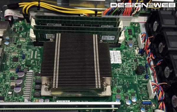 1U Supermicro Server Intel Xeon CPU 32GB RAM